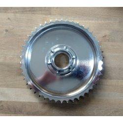 Rear sprocket - Jawa 500 OHC 01 - complete