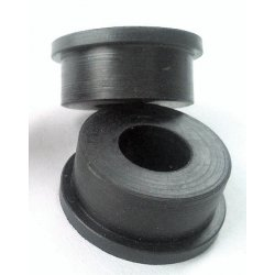 Rubber bush for exhaust silencer - Jawa Sadilek, Tramvaj, Bitrak
